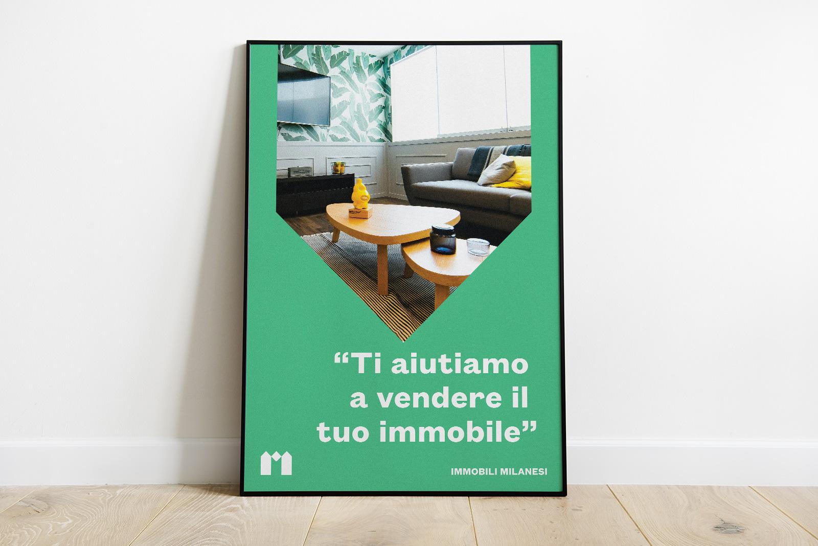 immobili-milanesi-poster